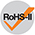 Не содержит свинца<br>Согласно 2011/65/EU (RoHS-II)