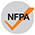 NFPA<br>Согласно NFPA 79-2012 раздел 12.9