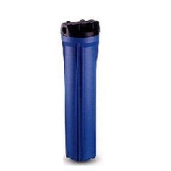 """Заказать корпус фильтра 20"""" Slim blue, 1"""" BSP, PP, тип 890-B20 Геннлих"""